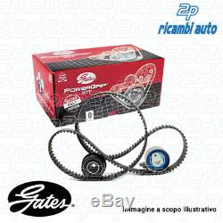 1 Gates K025547XS Kit de Distribution Freelander Freelander Soft Top MG ZR 25 45
