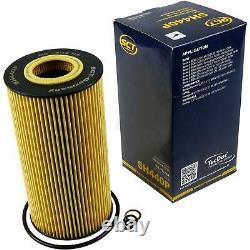 10L Set D'Inspection Liqui Moly Bon Fonctionnement 10W-40 + SCT Filtres 11231912