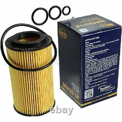 11L Set D'Inspection Liqui Moly Bon Fonctionnement 10W-40 + SCT Filtres 11232068