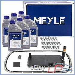 1x Meyle 3001350401 Kit Filtre Hydraulique + 6l Huile De Boîte Automatique