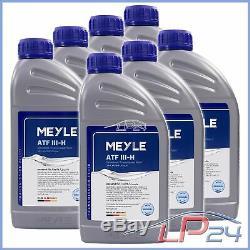 1x Meyle Kit De Vidange Huile De Boîte Automatique Jaguar Xk 8 4.0 96-05