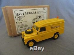 528F Hart Models Kit WM Land Rover British Telecom 148