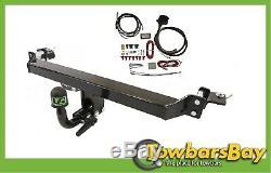 Attelage Démont + 13b C2 Kit pour Rover RANGE EVOQUE COUPe 2-4WD 11+ 03028/C B2