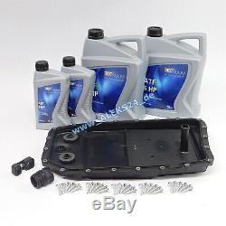Automatique Carter D'Huile Service Inclus 12L Atf Vidange Pour BMW X3 X5 6HP26