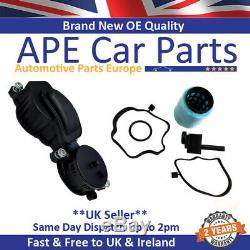 BMW E46 E39 E38 Land Rover L322 Opel PCV Carter Huile Vent Filtre Reniflard Kit