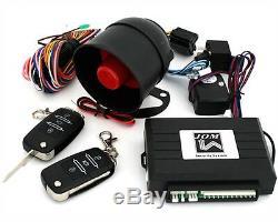 Centralisation + Alarme Mercedes Vito Sprinter Kit Telecommande
