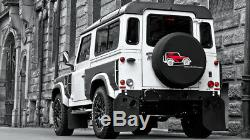 Chelsea Camion Co. Land Rover Defender 90 Large Piste Arc Kit Corps Kit
