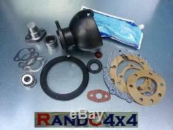 DA3167 Land Rover Défenseur Pivot Boîtier Reconditionné Complet Repair Kit À'94