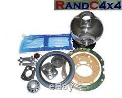 DA3181 Land Rover Série 2A/3 Pivot Boîtier Réparation Kit Avec Pivot Boîtier