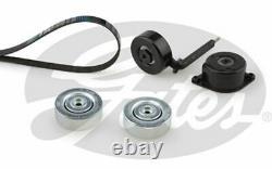 GATES Kit de courroies d'accessoire pour BMW X5 LAND ROVER RANGE K015PK2020