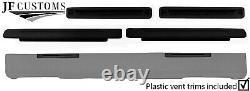 Gris Surpiq Housses Cuir Pour Defender 90 83-06 Interieur Upholstery MID Kit