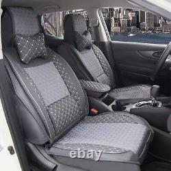 Housses Pour Land Rover Freelander à Partir De 2007 Gris Foncé Kit Karodesign