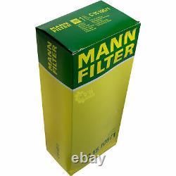 Huile moteur 7L MANNOL Defender 10W-40 + Mann Land Rover Freelander LN 2.04