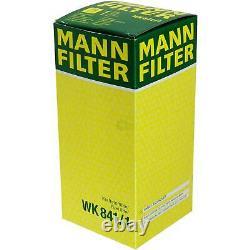 Huile moteur 9L MANNOL Defender 10W-40 + Mann-Filter Land Rover Range III Lm 3.0