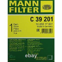 Huile moteur 9L MANNOL Defender 10W-40 + Mann Land Rover Range III Lm 4.4 4x4