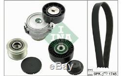 INA Kit de courroies d'accessoire 529 0114 10