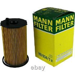 Inspection Set MANNOL 6 L Energy Combi Ll 5W-30 + Mann filtre 10921579