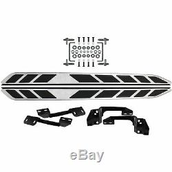Kit Aluminium Marchepied Jupes pour Range Rover Evoque IV Année Fab. 11-