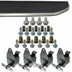 Kit Aluminium Marchepied Jupes pour Range Rover Evoque IV Année Fab. 11