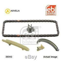 Kit Chaîne Distribution pour BMW Opel Land Rover 7 E38 M57 D30 Febi BILSTEIN