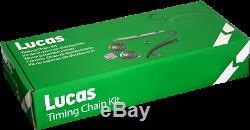 Kit chaîne de distribution LUCAS LKTC183-9 pour 5, 3, 5 TOURING, 3 TOURING