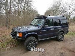 Kit de Tuba Pour Land Rover Discovery 2 TD5 & V8 1999-Onwards