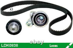 Kit de distribution LUCAS LDK0838 pour 75, 45, MG ZT- T, FREELANDER, MG ZS