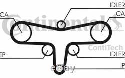 Kit de distribution pour Peugeot 407 SW 2.7 HDI CONTITECH