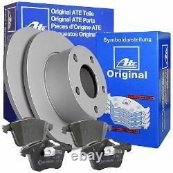 Kit de plaquettes et de disques de frein arrière ATE Plein 304mm