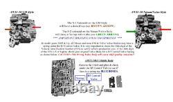 Kit de révision AW55-50SN 2001-On (sans pistons/combo)