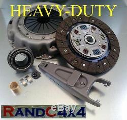 Kit embrayage pour Land Rover Defender 300 Tdi 5551 3 pièces 3-en-1