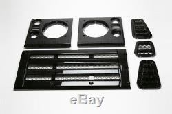 LAND ROVER DEFENDER NEUF BEARMACH NOIR STANDARD style Lifting Kit BA 9454