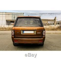 LED Taillights Land Rover Range Rover Vogue (2002-2012) 2012 Facelift Design KIT