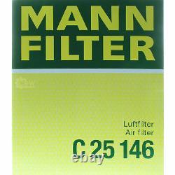 LIQUI MOLY 10L 5W-40 huile moteur + Mann-Filterland Rover Gamme Iilp 2.5 Td