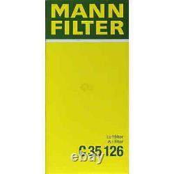 LIQUI MOLY 7L Toptec 4200 5W-30 Huile Mann-Filter Pour Land Rover Range Sport Lw