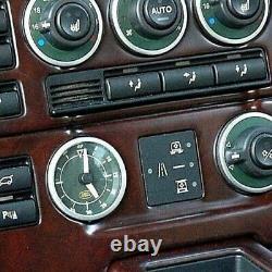 Land Range Rover Mk III HSE Sport Intérieur de Base Bois Bord Kit 2007-09 58PS
