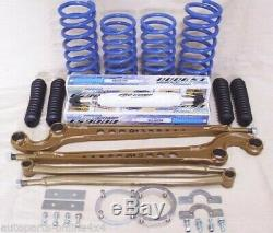 Land Rover Discovery 1 89-98 30mm Procomp Kit Suspension Inclus HD Bras