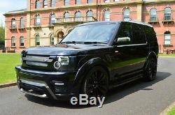 Land Rover Discovery 3 Full Body Kit Conversion Tuning