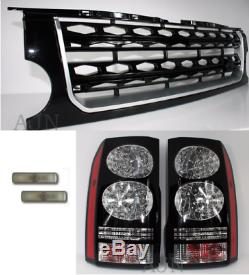 Land Rover Discovery 3 Lumière Del et Grille Mise à Discovery 4 Facelift Kit
