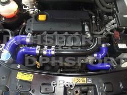 Land Rover Freelander TD4 Refroidisseur Turbo Air Admission Silicone Tuyau Kit
