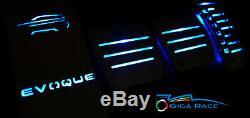 Land Rover Range Evoque LED Illuminati Pédales Répose-pieds Sportif Tuning
