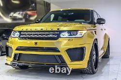 Land Rover Range Rover Sport L494 2013 onwards Full Body Kit Wide