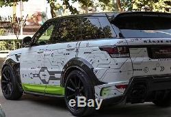Land Rover Range Sport Asp Style Large Body Kit avant Pare-Chocs Arrière Spoiler
