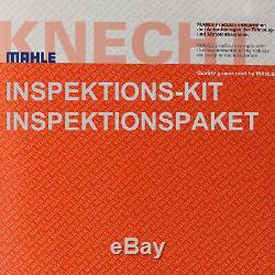 MAHLE Carburant Kl 506 Intérieur Lak 280 Air LX 1764 Filtre à Huile Ox 205/2D
