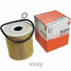 MAHLE Filtre pour Carburant Kl 160/1 Intérieur La 62 Air LX 818 à Huile Ox 156D