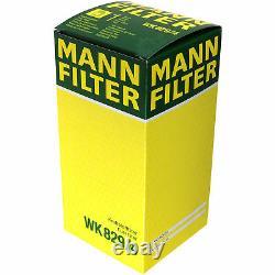 MANN-FILTER Set Land Rover Range Sport Lw 3.0 D Hybrid 4x4 Td IV LG