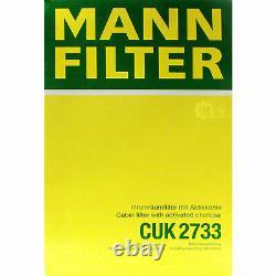 MANN-FILTER Set Pour Land Rover Range Evoque IV 2.2 eD4 10228069