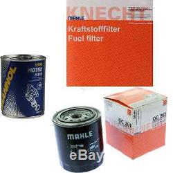 Mahle / Knecht Kit D'Inspection Filtre Kit Sct Lavage Moteur 11598795
