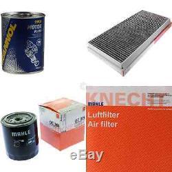 Mahle / Knecht Kit D'Inspection Filtre Kit Sct Lavage Moteur 11606352