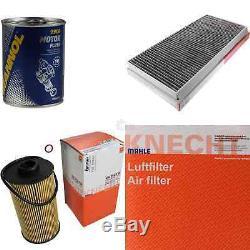 Mahle / Knecht Kit D'Inspection Filtre Kit Sct Lavage Moteur 11607071